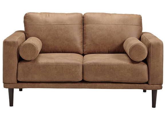 Arroyo Loveseat in Caramel