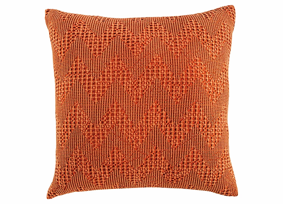 Dunford Pillow in rust
