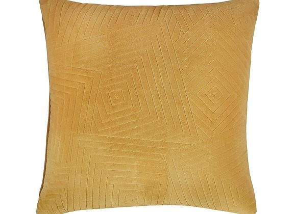 Kastel Pillow in Yellow