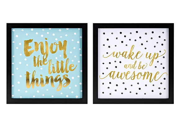 Positive Dots Wall Decor - sold separately