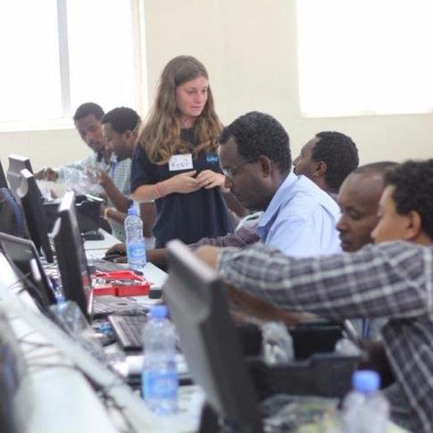 הכשרת מהנדסים באתיופיה
