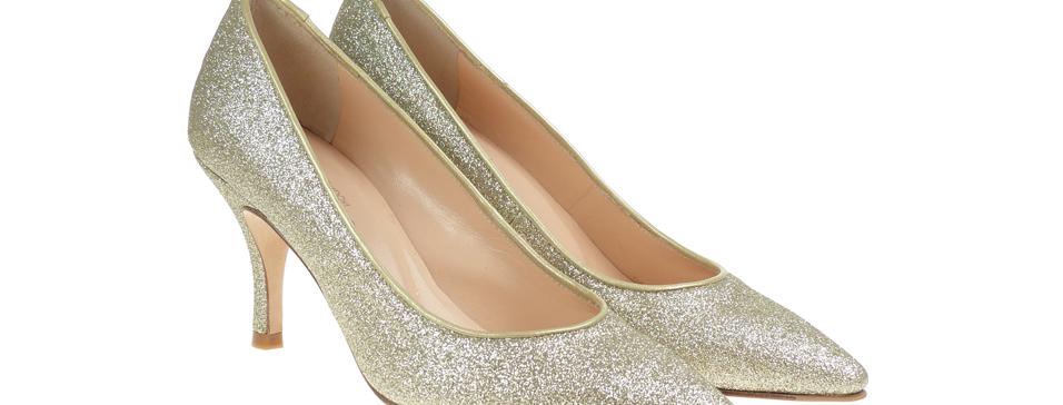 Eva gold glitter fino