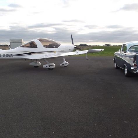 Wings & Wheels