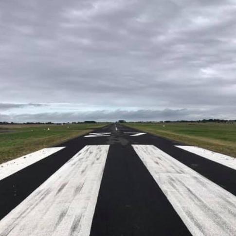 Runway 27 - Colac Airport