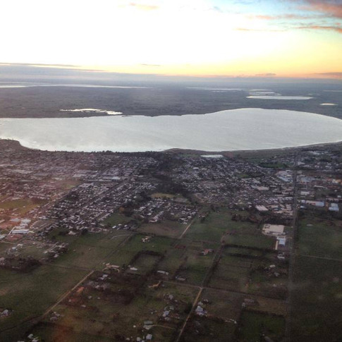 Lake Colac - Sunset