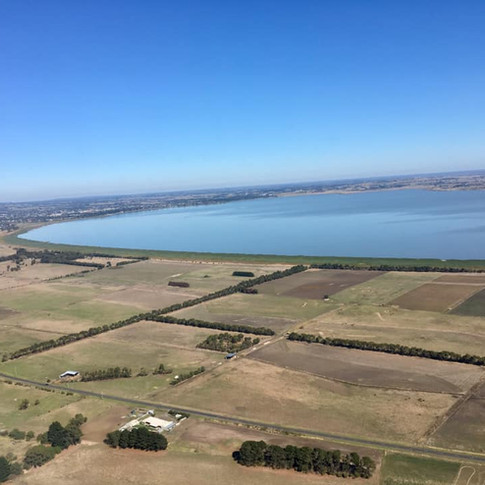 Lake Colac - Colac Aero Club