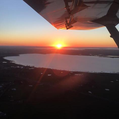 Sunset - Lake Colac