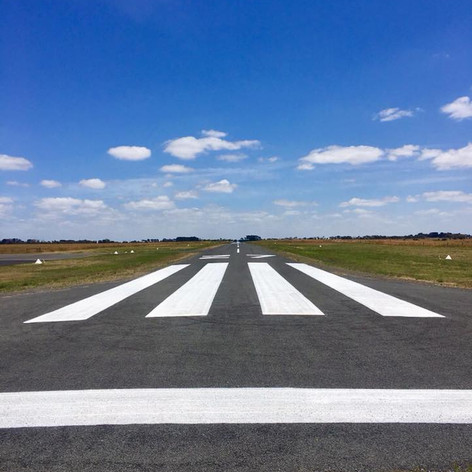 Runway 27 - Colac Airport