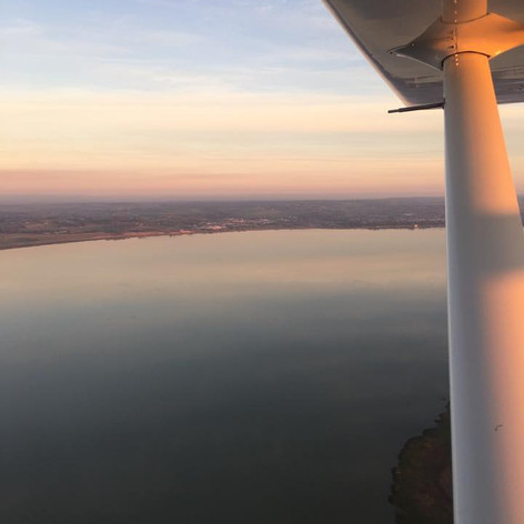 Lake Colac - Wing View