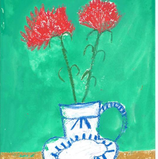 花瓶とカーネーション.jpeg