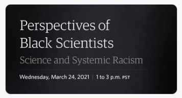 Science & Systematic Racism