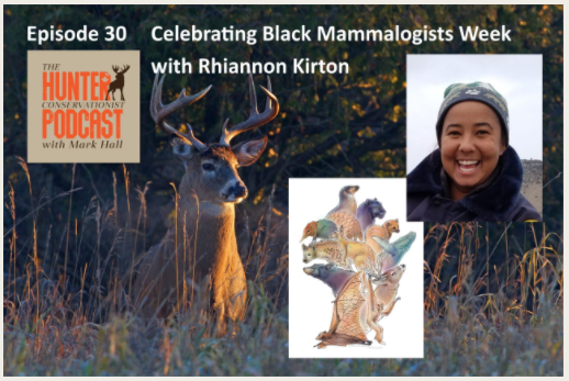 Rhiannon Kirton interview on the Hunter Conservationist