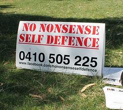 Damian Porter No Nonsense Self Defence Courses