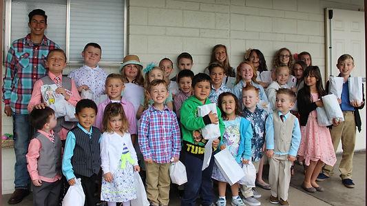 richand faith childrens church