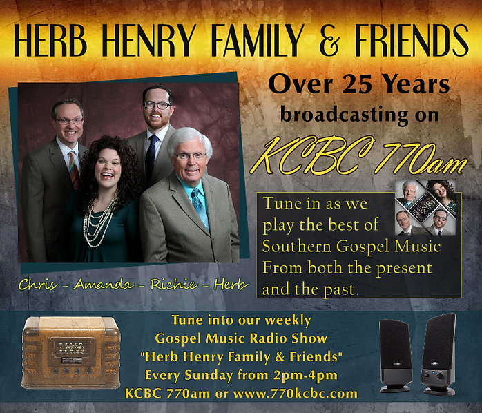 herb henry family radio show