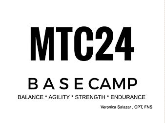 balance agility strength endurance