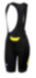 Neo Womens Bib Shorts Yellow.PNG