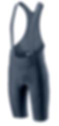 Castelli Velocissimo Mens Bibshorts Blue