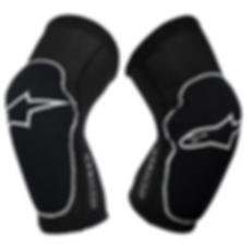 Alpine Stars Paragon Knee Protector Blac