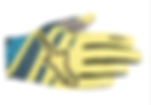 Alpine Stars Racer Glove PetrolYellowFlu
