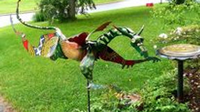 Gomani the Great Flying Dragon