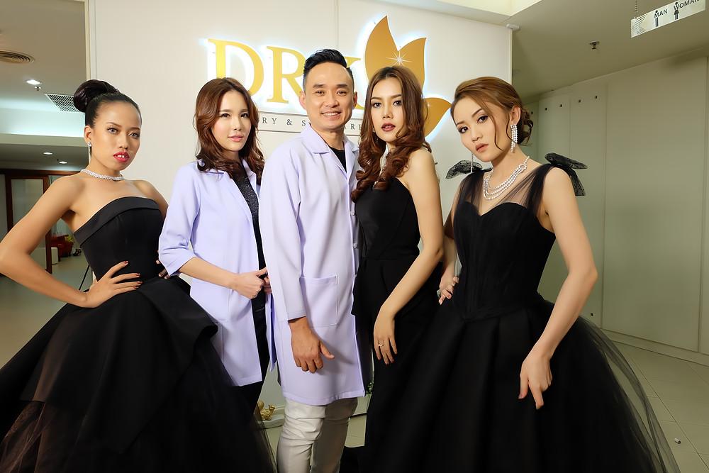 The Wow Lao กับ DRK Beauty Clinic