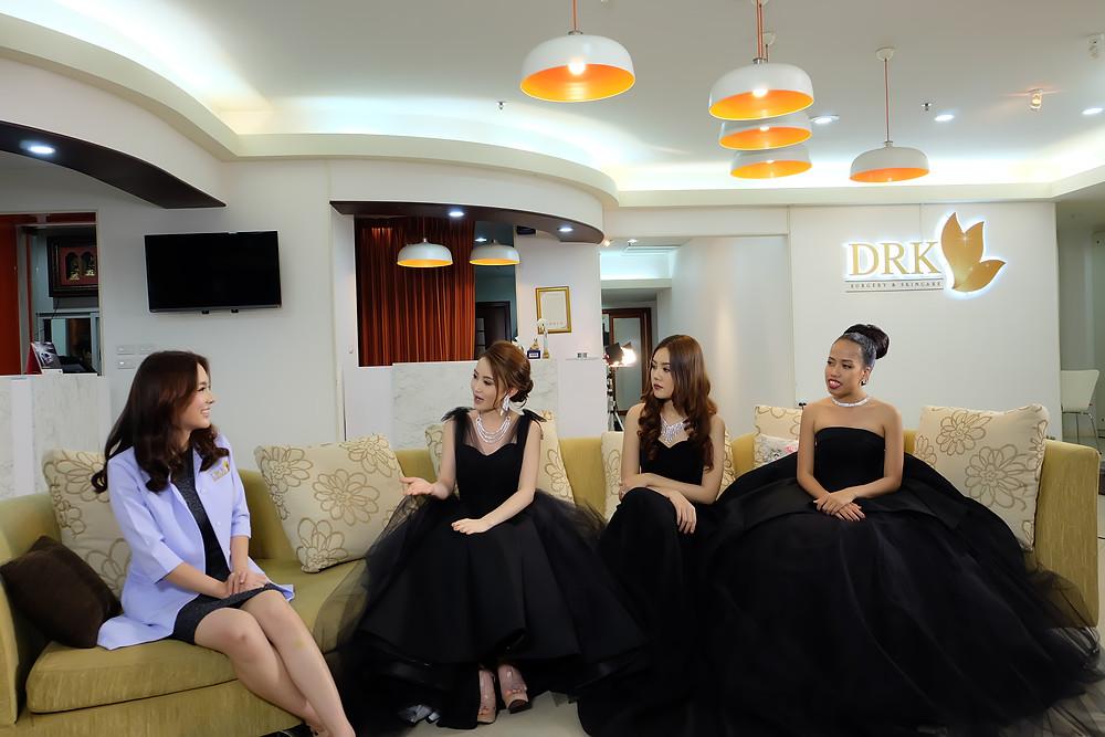 หมอปุ้ยสัมภาษณ์3สาว The Wow Lao