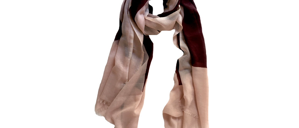 PASTEL Ombre Wool Scarf