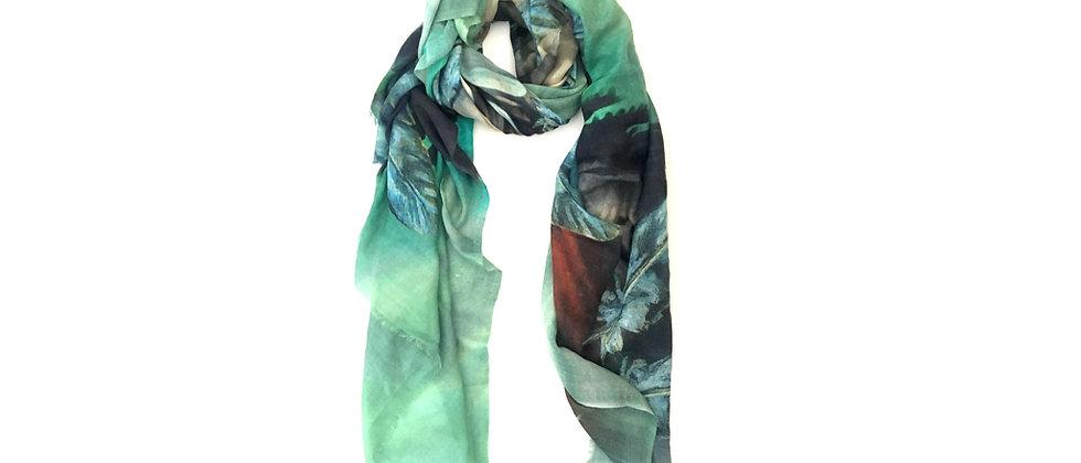 VALOR Oversized Luxury Wool Scarf/Wrap