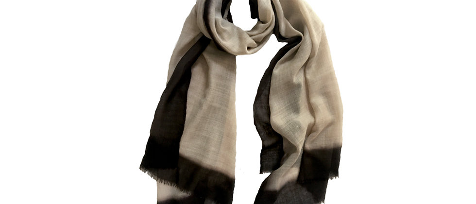 COCO Ombre Wool Scarf