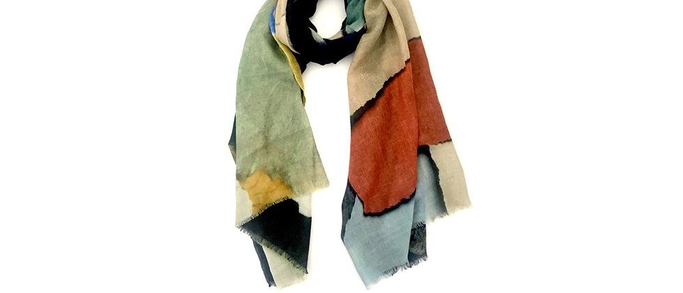 LUX Oversized Luxury Wool Scarf/Wrap