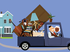 So, You Are Moving and Have to Downsize – Yikes!