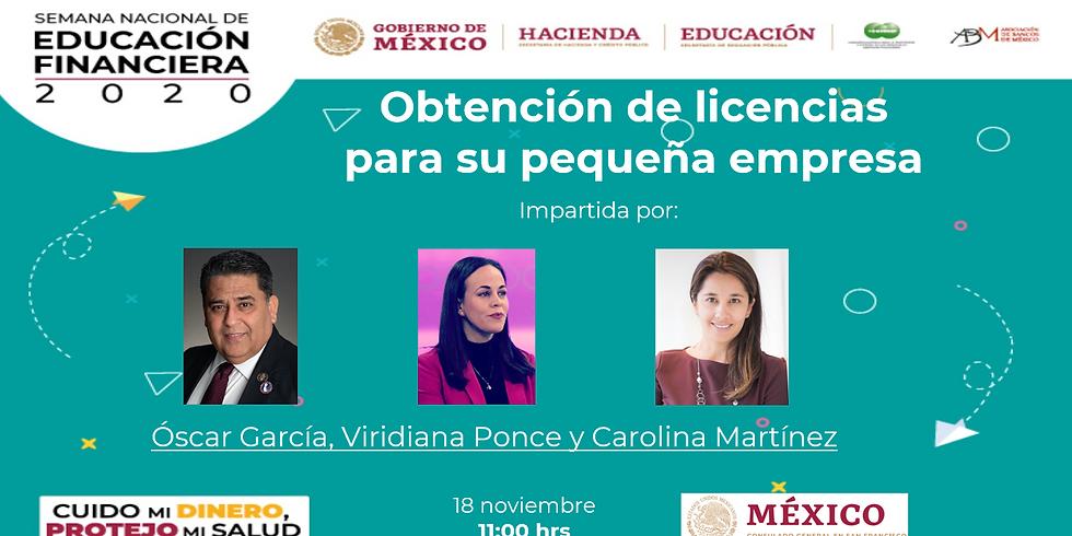 Licencias y Permisos - Consulado Mexicano