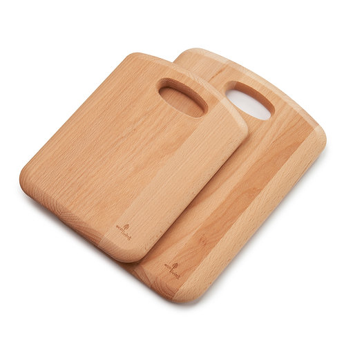 Wooden Chopping Board with Handle