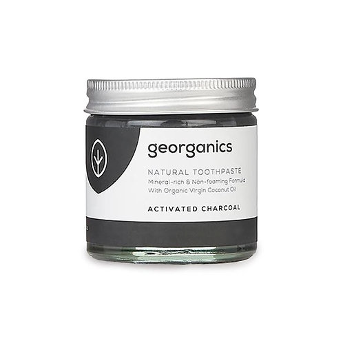 Natural Toothpaste Activated Charcoal (120ml)