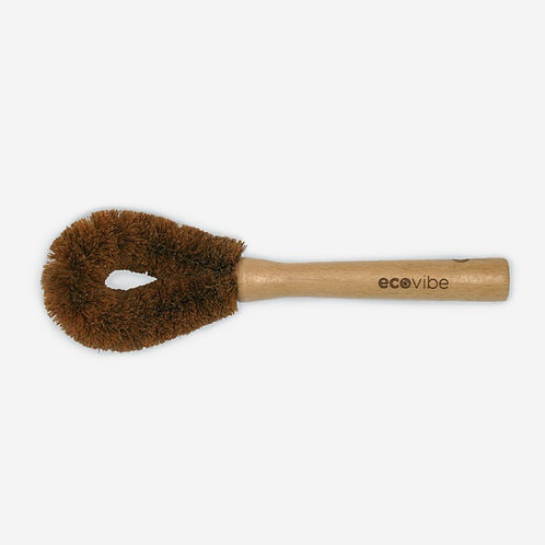 Coconut Fibre Scourer with Handle