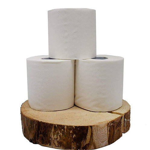 Sugarcane & Bamboo toilet roll