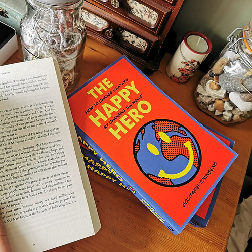 The Happy Hero book by Solitaire Townsend