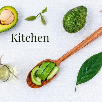 Eco kitchen, green kitchen, eco friendly