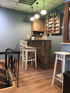 Cafe Alanı