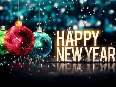 New Year, New Start, New Goals