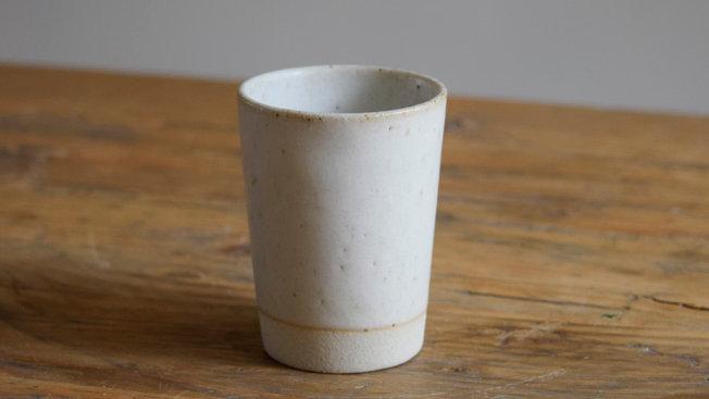 Small Stoneware Beaker