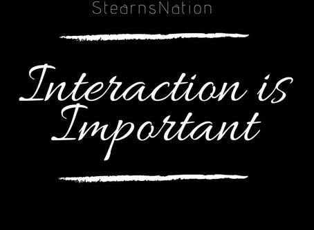 Interaction is Important