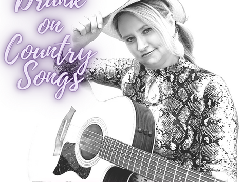 """Brenda Cay Releases Her New Single """"Drunk on Country Songs"""""""