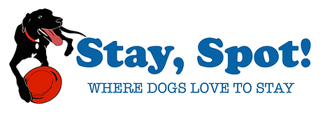 STAY_SPOT_LOGO - Blue on White (VCTR) Cr