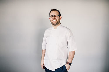 Tom Jackson, Head chef at Wilson Vale Catering