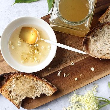 Elderflower and Vanilla Bean Jam