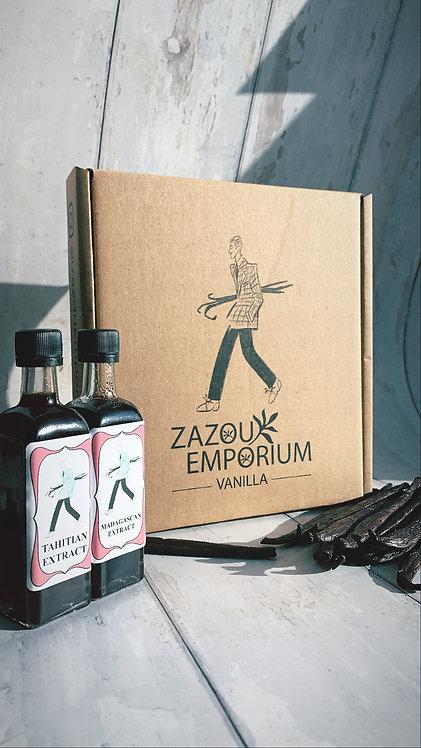 The Vanilla Box