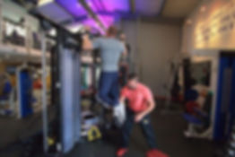 Personal Trainer Edinburgh Spartan Gym