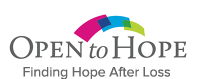 Now a Contributing Author for Open to Hope